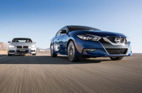 Vehicle Magazine Test: BMW 340i vs Nissan Maxima SR