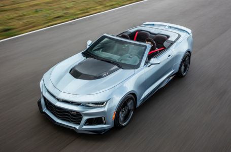 500 Miles within the 2017 Chevrolet Camaro ZL1 Convertible and Coupe