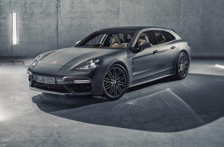 2018 Porsche Panamera Recreation Turismo Unveiled