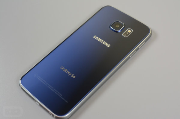 Samsung Galaxy S6 Side Reportedly Receiving Android