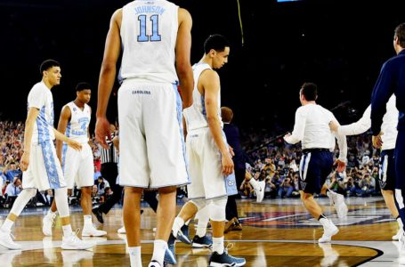 North Carolina's grip on a potential No. 1 seed loosens with loss at Virginia