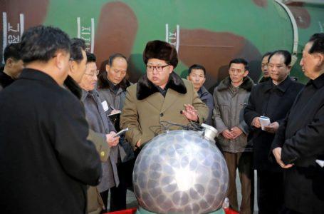 North Korea's Kim orders production of more rocket engines, warhead tips