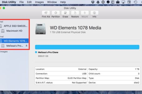 Partition Your Mac's Hard Drive With Disk Utility