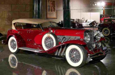 The Duesenberg Automobile