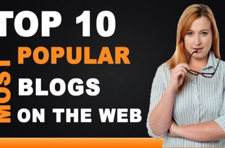 Blogging – What is it and Why is it Popular?