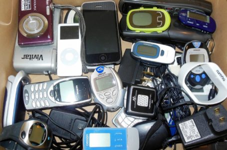 How to Recycle, Donate or Resell Your Walking Gadgets