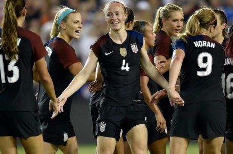 The American woman caught in crossfire of global sports politics