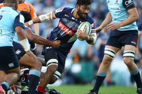 Super Rugby: Waratahs thrash Rebels
