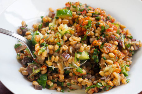 Blogger Tips: Hearty and Healthy Grains!