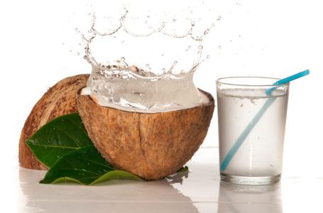 Coconut water fitness benefits