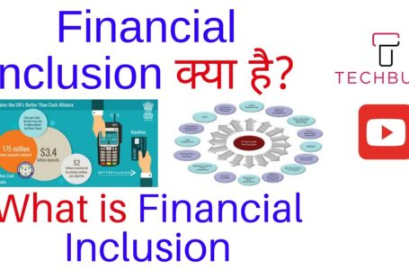 Financial Literacy and Financial Inclusion